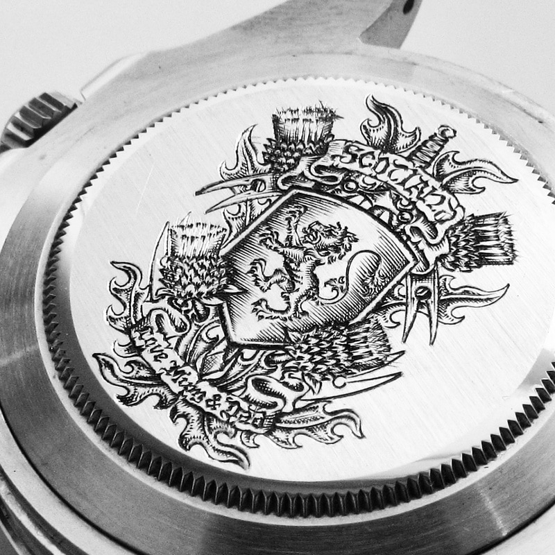 Rolex Coat of Arms